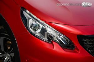 2018 Peugeot 2008 GT-line Auto MY18