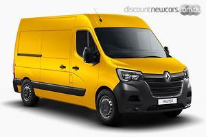 2020 Renault Master Pro 120kW SWB Manual MY20