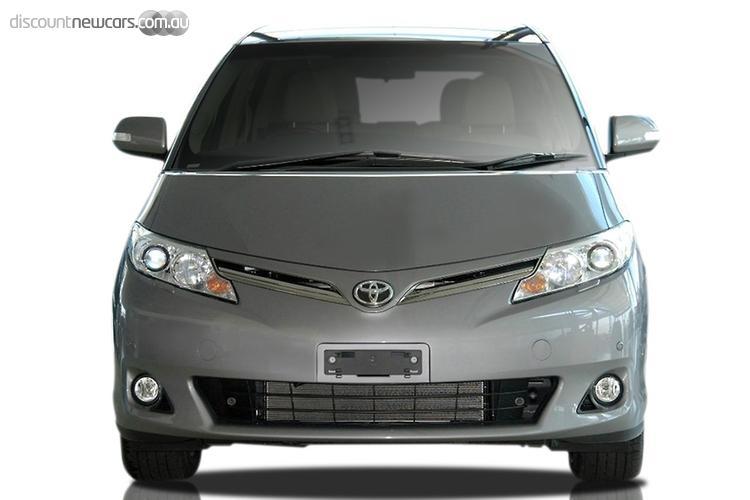 2014 Toyota Tarago Ultima MY13 Sports Automatic