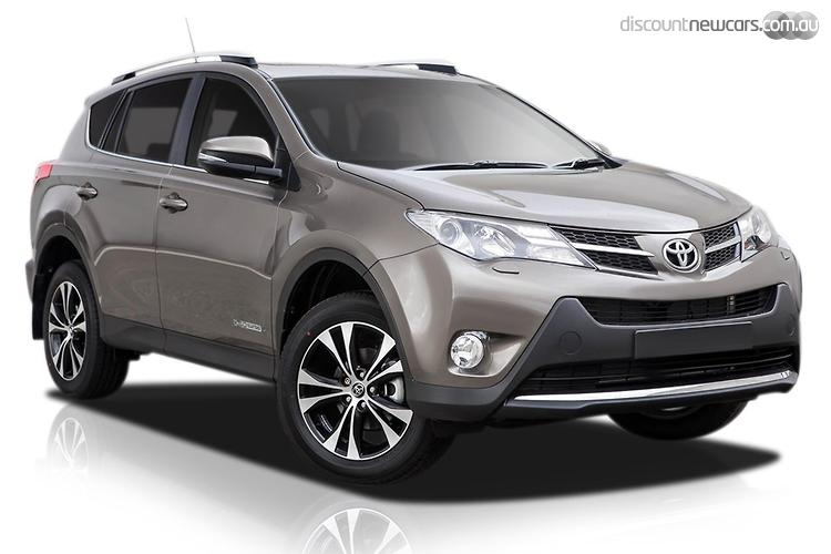 2014 Toyota RAV4 Cruiser MY14 Sports Automatic AWD