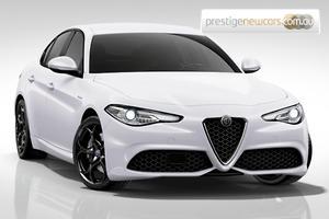 2019 Alfa Romeo Giulia Veloce Auto MY19