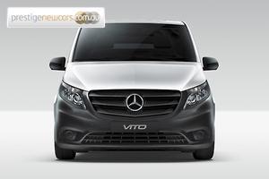 2019 Mercedes-Benz Vito 119BlueTEC SWB Auto