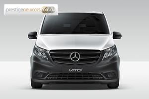2019 Mercedes-Benz Vito 114BlueTEC Medium Wheelbase Auto