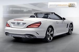 2019 Mercedes-Benz SL500 Auto