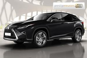 2018 Lexus RX350 Sports Luxury Auto 4x4
