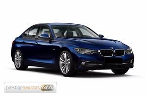 2018 BMW 320i Sport Line F30 LCI Auto