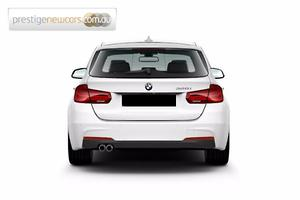 2019 BMW 320i M Sport F31 LCI Auto