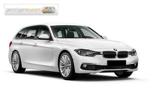 2019 BMW 320i Luxury Line F31 LCI Auto