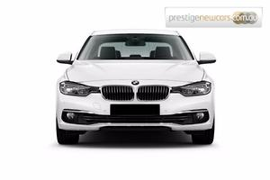2018 BMW 330e Luxury Line F30 LCI Auto