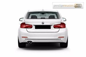 2018 BMW 330e Sport Line F30 LCI Auto