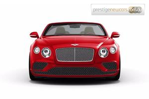 2017 Bentley Continental GT V8 Auto 4x4 MY17