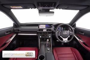 2018 Lexus IS300h F Sport Auto