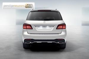 2019 Mercedes-Benz GLS500 Auto 4MATIC