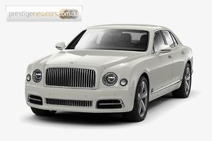 2019 Bentley Mulsanne Speed Auto MY20