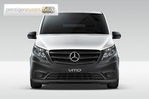 2019 Mercedes-Benz Vito 114BlueTEC LWB Manual