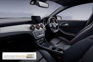 2018 Mercedes-Benz CLA250 Sport Auto 4MATIC