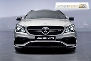 2019 Mercedes-Benz CLA45 AMG Auto 4MATIC