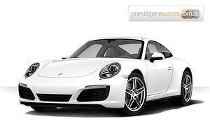 2018 Porsche 911 Carrera 4 991 Manual AWD MY19