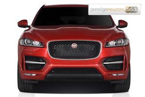 2019 Jaguar F-PACE 20d R-Sport Auto MY19