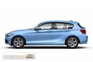 2018 BMW 118d Sport Line F20 LCI-2 Manual