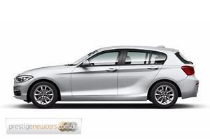 2018 BMW 118i Urban Line F20 LCI-2 Auto