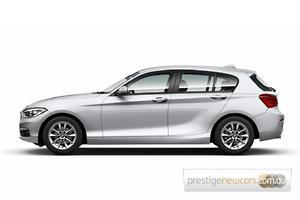 2018 BMW 118i Urban Line F20 LCI-2 Manual