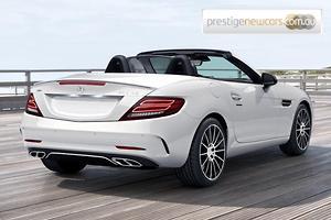 2019 Mercedes-Benz SLC43 AMG Auto