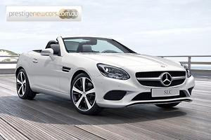 2019 Mercedes-Benz SLC200 Auto