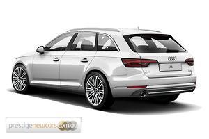 2018 Audi A4 S line Auto quattro MY18