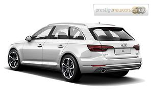 2018 Audi A4 S line Auto MY18