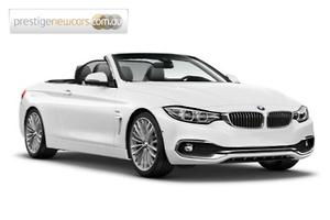 2018 BMW 420i Luxury Line F33 LCI Auto