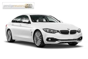 2018 BMW 420i Luxury Line F36 LCI Auto