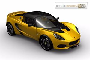 2019 Lotus Elise Sprint 220 Manual MY19