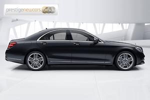 2018 Mercedes-Benz S560 Auto