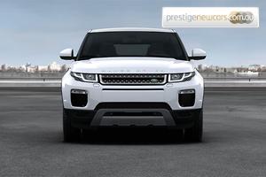 2018 Land Rover Range Rover Evoque TD4 HSE Auto 4x4 MY19
