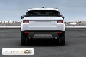 2018 Land Rover Range Rover Evoque TD4 132kW SE Auto 4x4 MY19