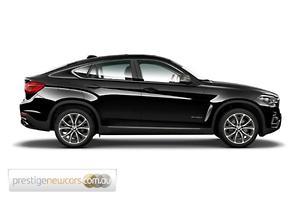 2019 BMW X6 xDrive30d F16 Auto 4x4
