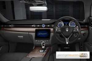 2018 Maserati Quattroporte GranLusso Auto MY18