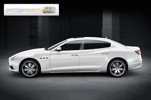 2018 Maserati Quattroporte S GranLusso Auto MY18