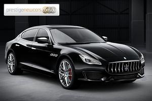 2018 Maserati Quattroporte S GranSport Auto MY18