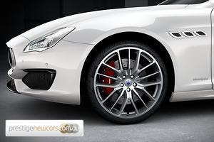 2018 Maserati Quattroporte GTS GranSport Auto MY18