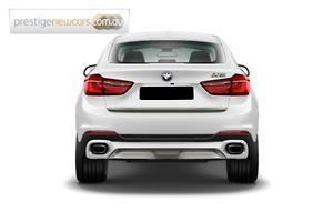 2019 BMW X6 xDrive40d F16 Auto 4x4