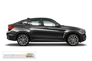 2019 BMW X6 xDrive50i F16 Auto 4x4