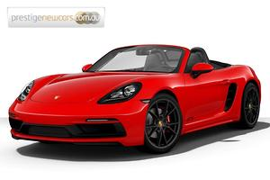 2018 Porsche 718 Boxster GTS 982 Manual MY18