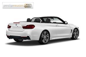 2018 BMW 440i F33 LCI Auto