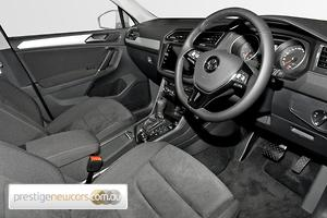 2017 Volkswagen Tiguan 132TSI Adventure 5N Auto 4MOTION MY18