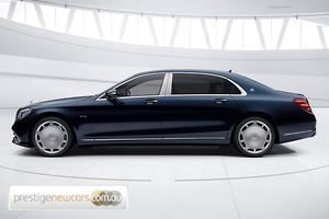2018 Mercedes-Benz Maybach S650 Auto