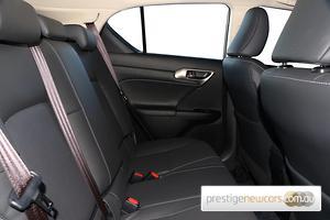 2018 Lexus CT200h Sports Luxury Auto