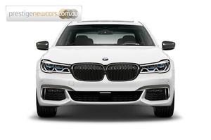 2018 BMW M760Li xDrive G12 Auto AWD