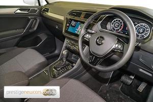 2019 Volkswagen Tiguan 132TSI Comfortline Allspace 5N Auto 4MOTION MY20